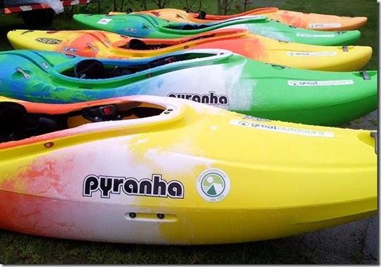 pyranha boats